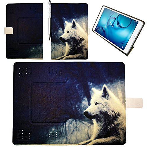 Tablet Cover Case for Prestigio Grace 3118 3G Case - Grace Lang