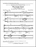 img - for The Great Trees: 5. The Timbered Choir - Clarinet, Piano - Choral Sheet Music book / textbook / text book