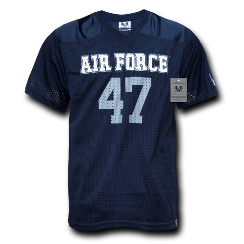 - Rapiddominance Air Force Practice Jersey, Navy, X-Large