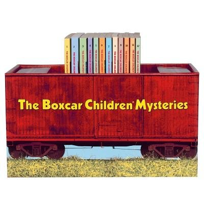Download The Boxcar Children(r) Bookshelf [Books #1-12] [With Activity Poster and Bookmark][BOXCAR CHILDREN(R) BKSHELF BKS][Paperback] PDF