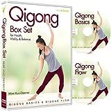 Qigong Box Set (2 DVD's, Qigong Basics & Qigong Flow) with Mimi Kuo-Deemer