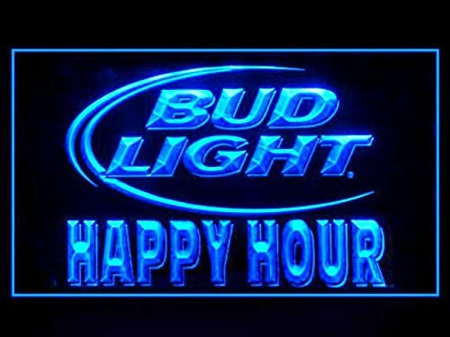 Amazon.com: Lamazo Bud Light Beer Happy Hour Drink - Cartel ...