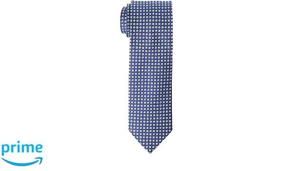 Eton Mens Neat Medallion Tie