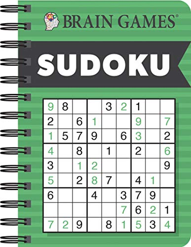 Brain Games Mini - Sudoku