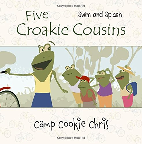 Read Online Five Croakie Cousins: Swim and Splash (Green River Books) (Volume 7) pdf