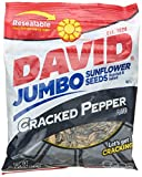 David Jumbo Sunflower Seeds Ranch & Cracked Pepper