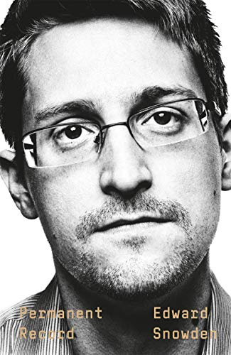 Permanent Record por Edward Snowden
