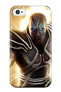 CaseyKBrown Fashion Protective Too Human Action Rpg Game Case Cover For Iphone 4/4s