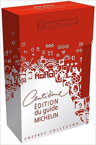 Coffret With Les 3 Etoiles Du Guide Michelin Centieme