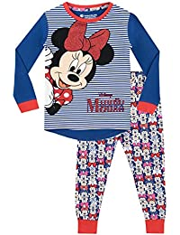 Girls Minnie Mouse Pajamas