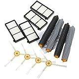 UnitedGene Replacement Roomba Parts for iRobot Roomba 980 960 900 880 870 800 Robotic Vacuum Cleaner