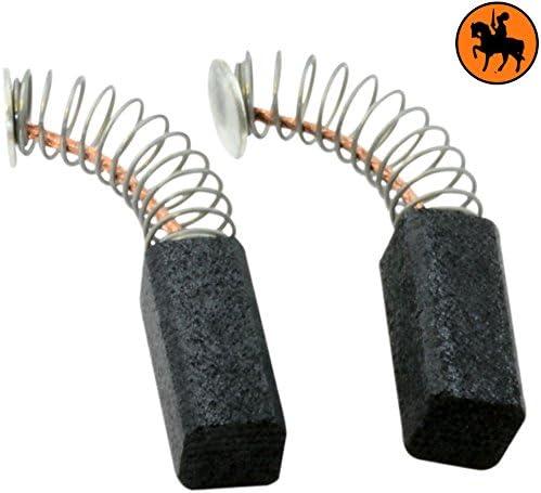 Balais de Charbon Buildalot Specialty ca-07-85067 pour Makita Scie JR3070CT Remplace les pi/èces dorigine 191963-2 /& CB-303 cable et connecteur 5x11x16,5mm Avec ressort