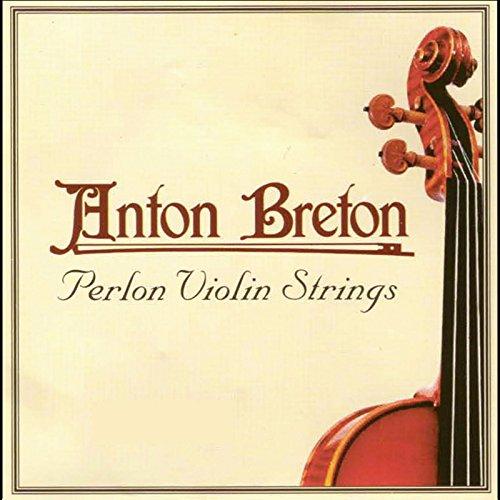 Anton Breton VNS-150 Perlon Violin Strings - 3/4 Size