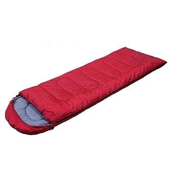 Sweety Bolsas de Dormir Saco de Dormir Tipo Sobre Adultos para al Aire Libre Camping Camping Interior Almuerzo Descanso Dormir Bolso 210 * 75cm: Amazon.es: ...