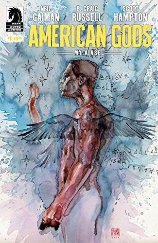 American Gods: My Ainsel (2018) #1 VF/NM David Mack Neil Gaiman Dark Horse