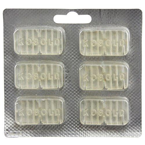 Spares2go Air Freshener Perfume Tablet Sticks For Vorwerk X20 ET20 ET30 ET31 ET118 VK118 VK119 VK120 VK121 VK122 VK130 VK131 Vacuum Cleaner Bag 6 Air Freshener Tablets ()