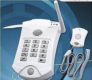 SureSafe Alarms - Teléfono con sistema de teleasistencia