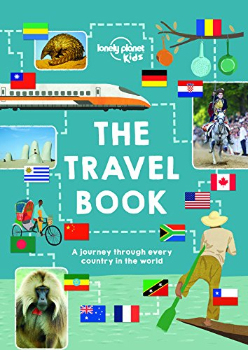 The Lonely Planet Kids Travel Book: Mind-Blowing Stuff on Every Country in the World ()