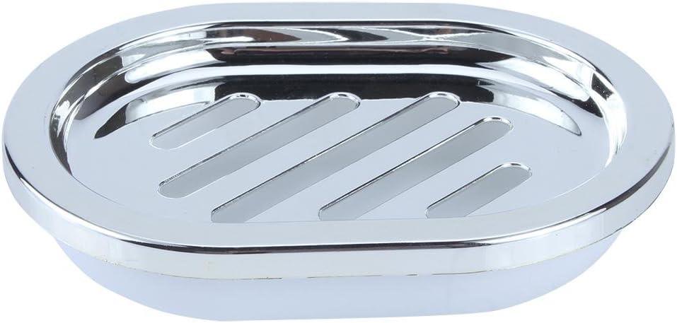 Zerone 6 piezas, accesorios para el ba/ño y el ba/ño de lujo, accesorio para el ba/ño, soporte para barra de jab/ón, lavabo, escobilla de inodoro Juego de accesorios para ba/ño
