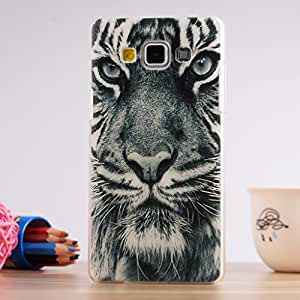 Wkae@ Samsung Galaxy S4 Case Fashion New Decorative Pattern Plastic Hard Black Cover i9500 Case By Diebell