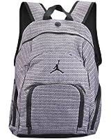 Jordan Boys Grey 23 Print Backpack