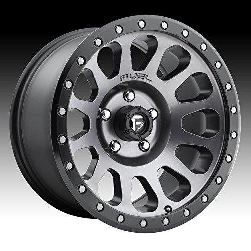 - Fuel D601 Vector 17x8.5 6x139.7/6x5.5