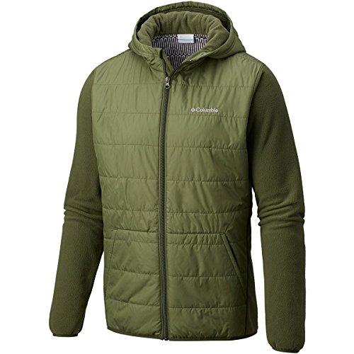 Columbia Warmer Days III Jacket - Men's Surplus Green, S