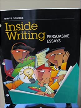 Writing Sources Book Persuasive Essay - image 3