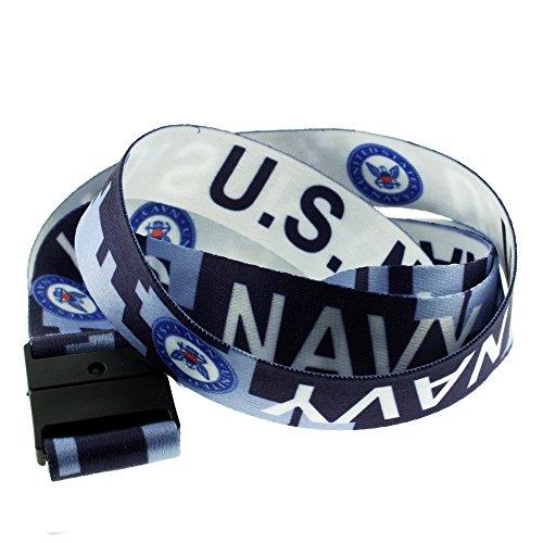 PinMart's U.S. Navy Military Patriotic Lanyard w/ Safety Release