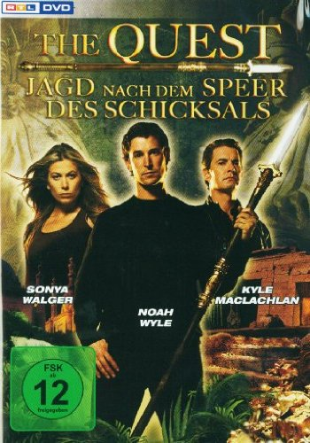 The Librarian Trilogy - 3-DVD Set ( The Librarian: Quest for the Spear / The Librarian: Return to King Solomon's Mines / The Librarian: The Curse of the [ NON-USA FORMAT, PAL, Reg.2 Import - Germany ]