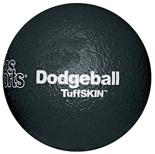 TuffSKIN 6'' Foam Dodgeball Pack by Palos Sports