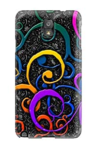 Hot Special AnnaSanders Skin Case Cover For Galaxy Note 3, Popular Colorful Phone Case 7419639K77495999