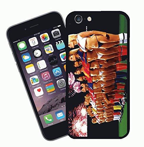 Sexy Soccer Football - questa copertura si adatta Apple modello iPhone 6s (6s non plus) - di idee regalo di Eclipse