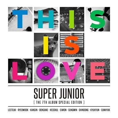 Top 10 recommendation super junior album for 2020