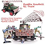 Zombie Roadkill Escape 360 Crane Decapitator RC...