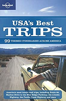 Book cover: Lonely Planet USA's Best Trips