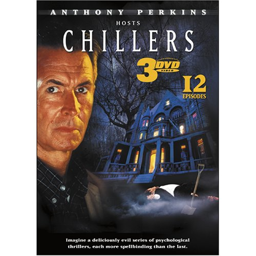 Chillers 12 TV episodes DVDs product image