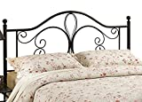Hillsdale Milwaukee Queen Headboard Without Bed Frame, Antique Bronze