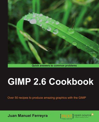 GIMP 2.6 cookbook by Juan Manuel Ferreyra, Publisher : Packt Publishing