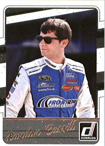 Ford Racing Card - 2