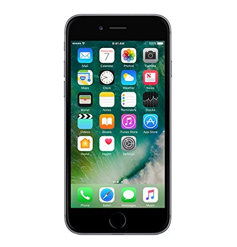 Cheap Carrier Cell Phones Apple iPhone 6, 32GB, Space Gray (Virgin Mobile Locked)