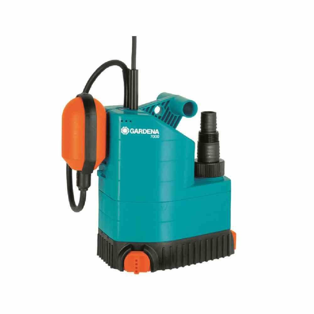 Tauchpumpe 7000 SL Druck: 0,6bar, Fördermenge:7000l/h, Leistung: 250W
