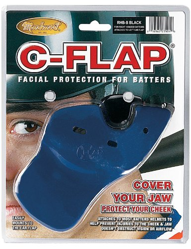 Markwort C-Flap for Right Handed Batter (Royal Blue) ()