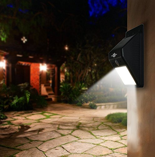 Solarblaze Solar Lights Super Bright Led Security Lighting