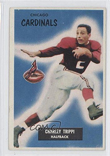 Charley Trippi (Football Card) 1955 Bowman - [Base] #139