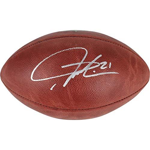 LaDainian Tomlinson Autographed Signed NFL Duke Football - Authentic Signature - Ladainian Tomlinson Signed Authentic Football