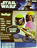 Star Wars 3-D Easter Egg Decorating Kit