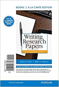 complete guide papers research writing Book info: sorry have not added any pdf format description on writing research papers: a complete guide (14th edition.