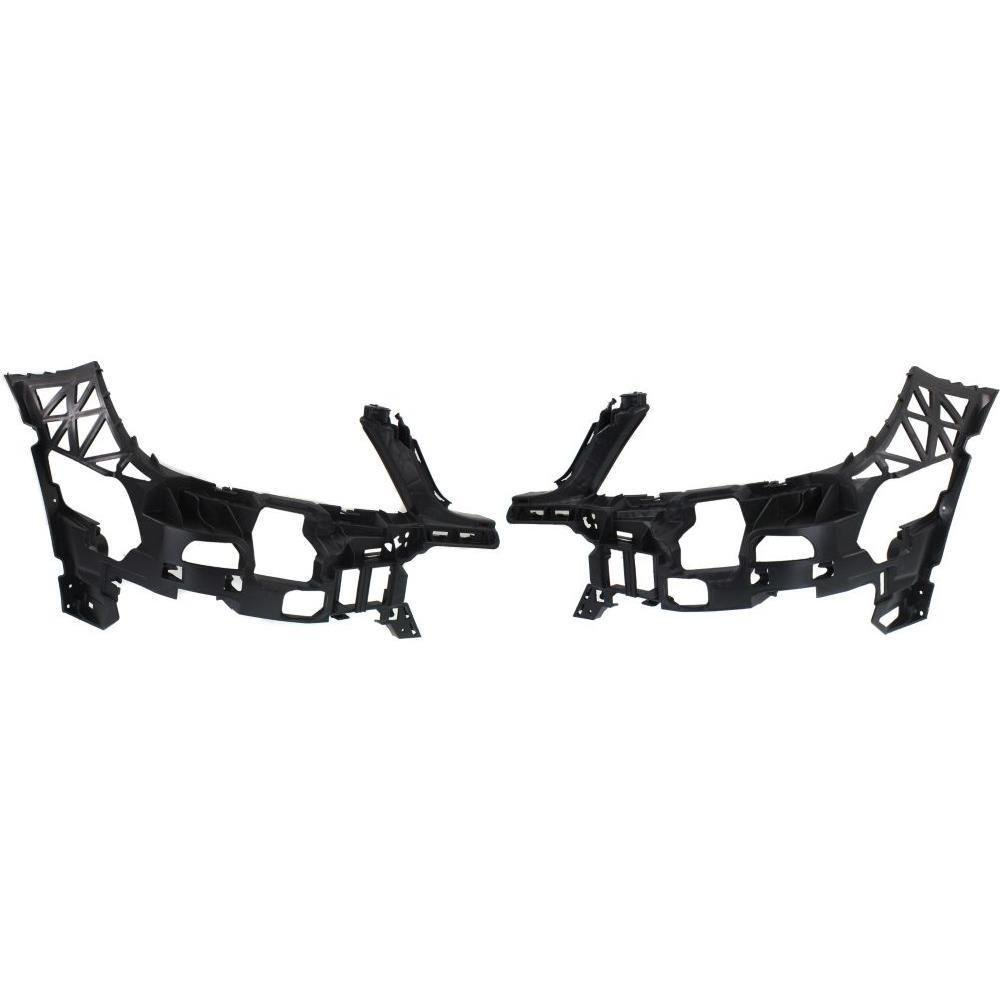 Make Auto Parts Manufacturing - Radiator Support Cover Set for Mercedes-Benz C300 - MB1043101-MB1042101 by Make Auto Parts Manufacturing