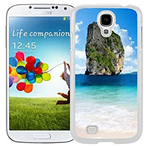 New Beautiful Custom Designed Cover Case For Samsung Galaxy S4 I9500 i337 M919 i545 r970 l720 With Rock In Paradise (2) Phone Case